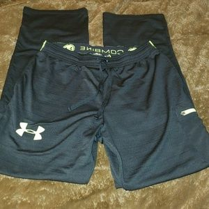 Under Armour Combine youth large athletic pants